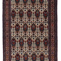 """Antique Persian Abadeh 3'8""""×6'2"""""""
