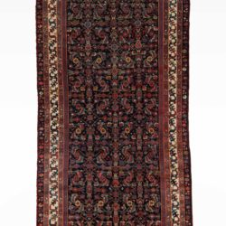 "Antique Persian Malayer 7'0""×23'10"""