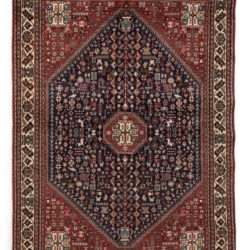 """New Abadeh Rug 4'11""""×6'8"""""""