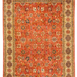 """New Fine Afghan Sultanabad 11'3""""×15'10"""""""