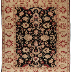 "New Indo Agra Rug 9'9""×12'3"""