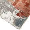 """New Indo Ikat Abstract Contemporary Field Rug 9'1""""×12'4"""""""