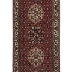 "Semi-Antique Bidjar Rug 3'0""×9'9"""