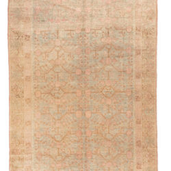 "Semi-Antique Khotan Rug in Muted Colors 5'10""×11'10"""